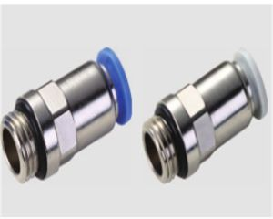 Cvpc-G Straight One Way Check Valve pictures & photos