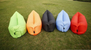 Inflatable Sleeping Air Bag Bed Air Chair Bed Designs Lamzac Rocca Laybag Air Inflatable (C229) pictures & photos