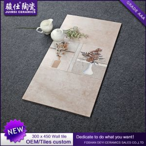 Foshan Juimics 300*450  Waterproof Ceramic Bathroom  Wall Tile pictures & photos