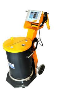Intelligent Electrostatic Powder Coating Set Spray Machine pictures & photos