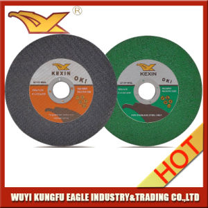 Low Abrasion Metal Cutting Disc with Wpa En12413 Certificate pictures & photos