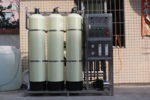 Small RO System Water Treatment Plant Price 1000L/H pictures & photos