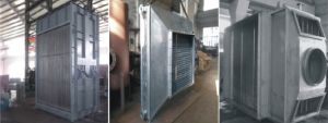 Air to Air Heat Exchanger for Waste Gas Heat Recovery pictures & photos