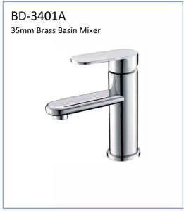 Bd3401d 35mm Brass Single Lever Kitchen Faucet pictures & photos