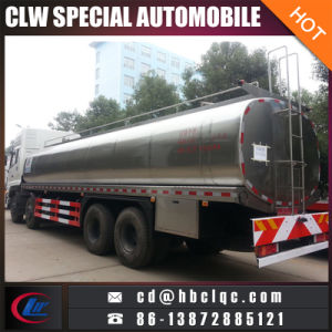 8X 4 28t 29ton 30ton 32ton Milk Truck Ss Milk Tank Truck pictures & photos