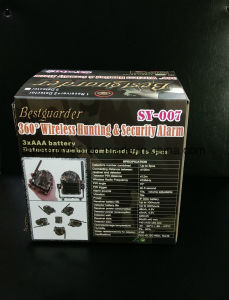 Safari Wireless Hunting Alarm Bestguarder Sy-007 pictures & photos