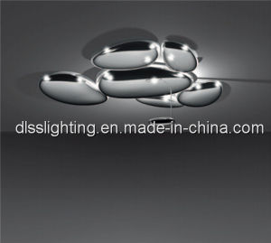 Contemporary Metal Acrylic LED Ceiling Lights for Hotel Projects pictures & photos