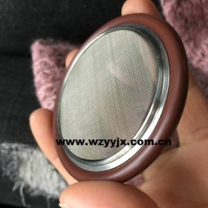 Vacuum KF Center Ring with Mesh pictures & photos