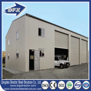 China Prefabricated Steel Structure Industrial Warehouse pictures & photos