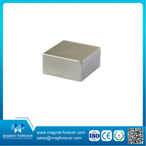 Strong Permanent NdFeB Magnetic Cube pictures & photos