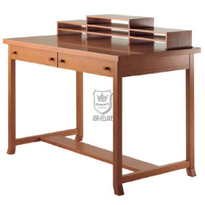 Apartment Birch Wooden Writing Desk for Sale pictures & photos
