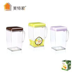 6262 Metka Household Kitchen Supplies Transparent Oil Kettle Oil Pot Large pictures & photos