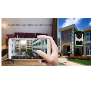 Color WiFi Video Door Phone for House Security pictures & photos