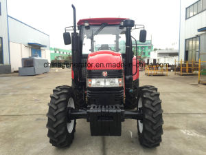 Suyuan Sy-1404-1 4WD Agricultural Farm Wheeled Tractor pictures & photos