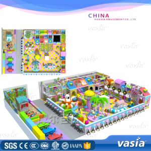 Colorful Entertainment Indoor Playground Equipment, Kids Soft Indoor Playground pictures & photos
