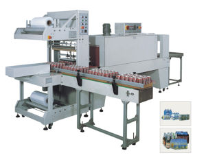 Automatic Sleeve Sealing Shrink Wrapping Machine (ST-6030A) pictures & photos