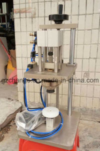 Manual Perfume Bottle Crimp Machine Factory pictures & photos