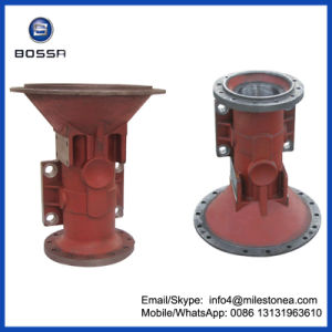 Sand Casting Iron Parts Used for Tractor Parts, Wheel Hub, Axle Casing, Support, Bracket etc pictures & photos