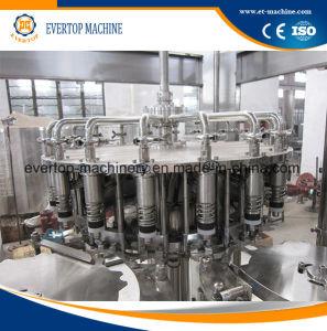 Automatic Plastic Bottle Juice Filling Production Line pictures & photos