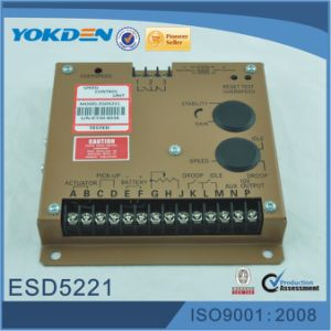 ESD5221 Generator Governor Automatic Control Speed Controller pictures & photos
