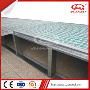Guangli Factory High Quality Automatic Powder Coating Car Spray Paint Booth with Ce pictures & photos