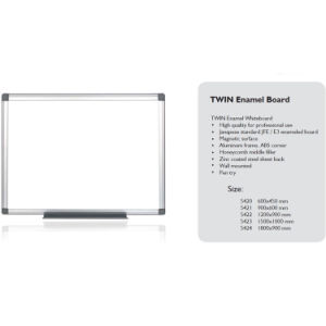 High Quality Long Duration Time Magnetic Whiteboard Notice Board Writting Board pictures & photos
