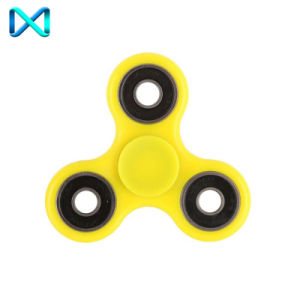 Luminous Tri Fidget Ceramic Ball Desk Toy EDC Stocking Stuffer Hand Spinner pictures & photos