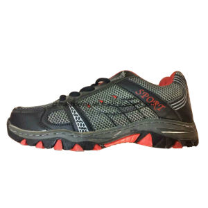 Fashion Man Hiking Shoes Climbing Shoes pictures & photos