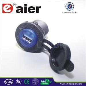 Daier Car USB Single USB Socket (DS2013-2.1) pictures & photos