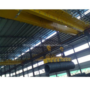 Industrial Electric Crane Magnet for Lifting Wire Rod pictures & photos