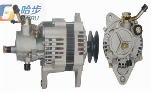 Isuzu Engine Alternator / Isuzu 4jh1 Alternator Hitachi Lr160503 8972402702 pictures & photos