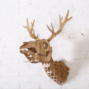 New Simple Creative Wall Decoration Hanging Wooden Arts and Crafts pictures & photos