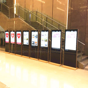 OEM Touch Screen LED LCD Monitor Signage Self Service Information Kiosk pictures & photos