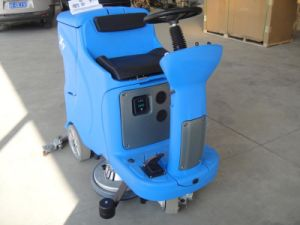 Scrubber-Drier (Cleaning Machine) with Ce pictures & photos