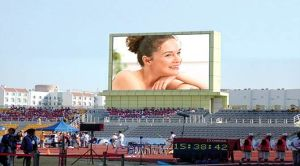 High Quality Sports and Stadium LED Display P10 pictures & photos