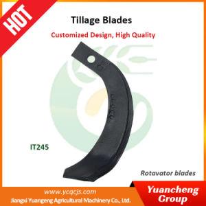 Most Pupular Rotary Tiller Blade Agriculture Tiller Blade Manufacturer Cultivator Tiller Blade pictures & photos