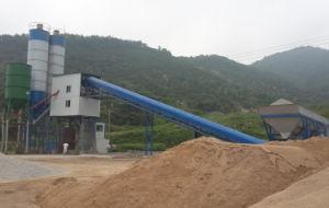 25 M³ /H Mini Concrete Mixing Plant pictures & photos