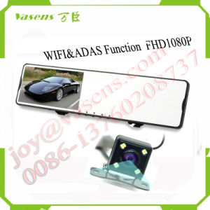 WiFi Control Car DVR for Mobile Phone APP Display pictures & photos
