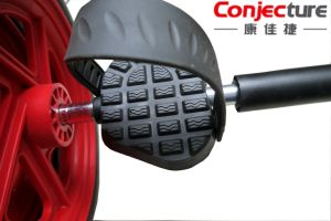 High Quality Ab Double-Wheel Roller for Disabled and Elderly pictures & photos