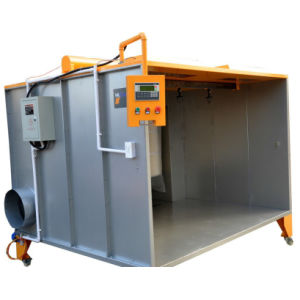 Powder Coating Paint Spray Booth for Sale pictures & photos