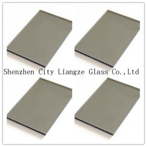 6mm Golden Tea Tinted Glass&Color Glass&Painted Glass for Decoration/Building pictures & photos