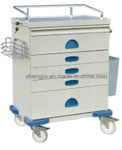 Sjt090 Luxurious Anesthesia Cart pictures & photos