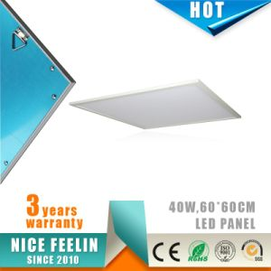 Copmetitive Price 40W 600*600mm LED Light Panel with Ce RoHS pictures & photos