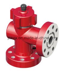 API 6A Positive Choke Valve Used in Oil Field pictures & photos