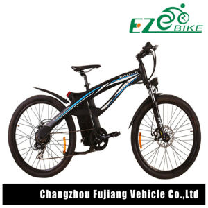 City Design Electric Bicycle with 26 Inch Tire From China pictures & photos