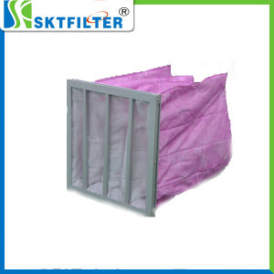 Spray Booth Pocket Bag Filter Industrial Air Filter pictures & photos