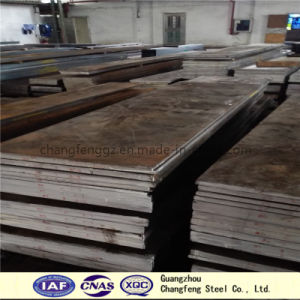 Hot Rolled Plastic Mold Steel Plate Nak80/P21 Customised Steel pictures & photos