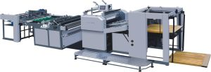 Roll to High Speed PVC Laminating Machine (SAFM-1050G) pictures & photos