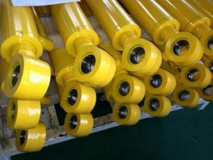 Custom Standard Double Acting Hydraulic RAM Cylinder pictures & photos