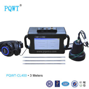 2017 Newest! Pqwt-Cl400 Testing Underground Water Leakage Detector 3m for Sale pictures & photos